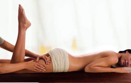 что такое экспресс массаж